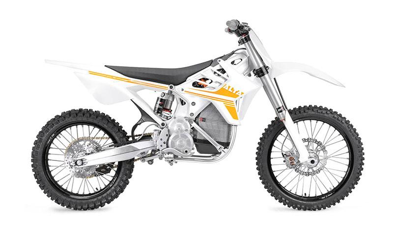 2018 Alta Motors Redshift MX in Orange, California - Photo 1