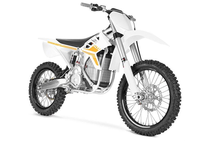 2018 Alta Motors Redshift MX in Orange, California - Photo 3