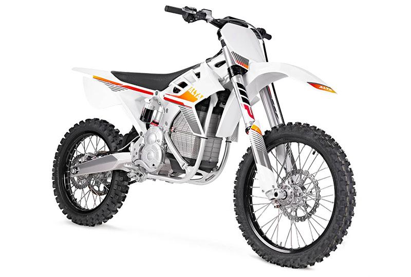 2018 Alta Motors Redshift MXR in Bennington, Vermont