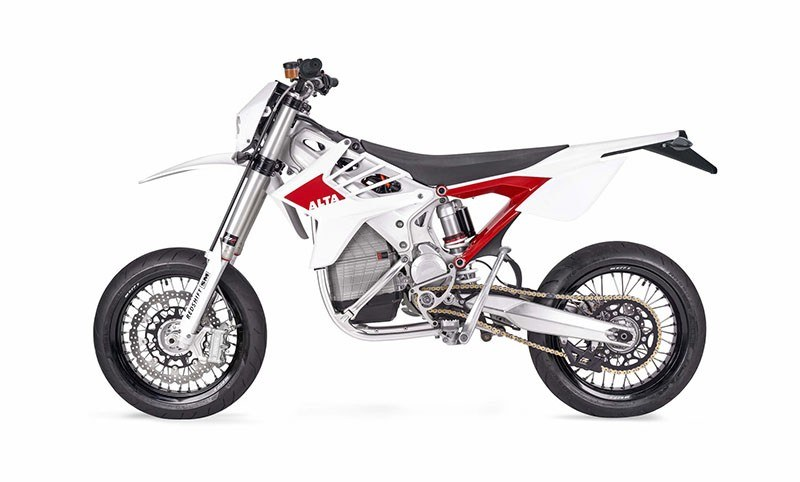 2018 Alta Motors Redshift SM in Modesto, California