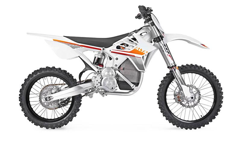2019 Alta Motors Redshift MXR in Orange, California - Photo 1