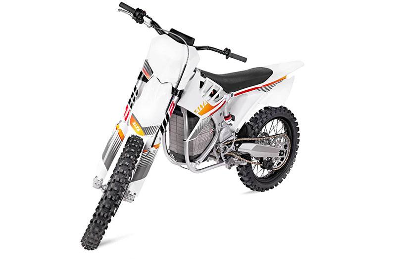 2019 Alta Motors Redshift MXR in Orange, California - Photo 4