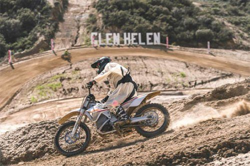 2019 Alta Motors Redshift MXR in Orange, California - Photo 10