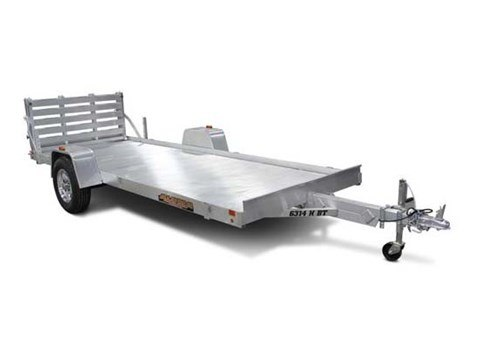 2018 ALUMA 6314H Utility Trailer in Gresham, Oregon