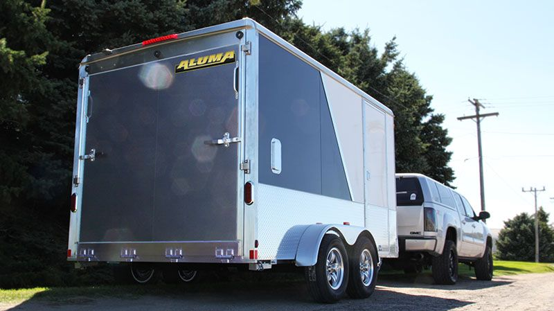 2021 ALUMA AE712TAM in Warrenton, Oregon