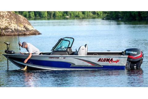 2016 Alumacraft Competitor 165 Sport in Trego, Wisconsin