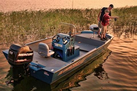 2016 Alumacraft MV 2072 AW CC in Trego, Wisconsin
