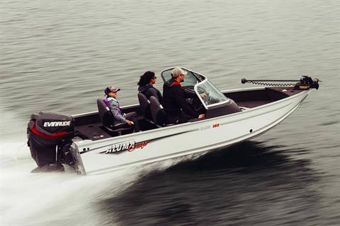 2017 Alumacraft Competitor 165 Sport in Black River Falls, Wisconsin
