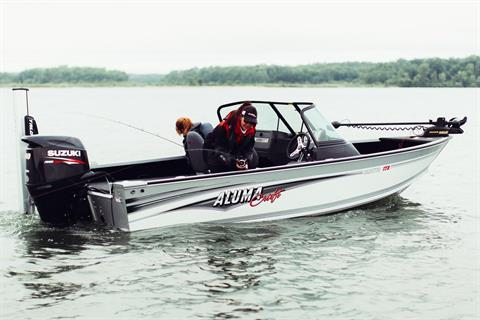 2017 Alumacraft Competitor 175 Sport in Gaylord, Michigan