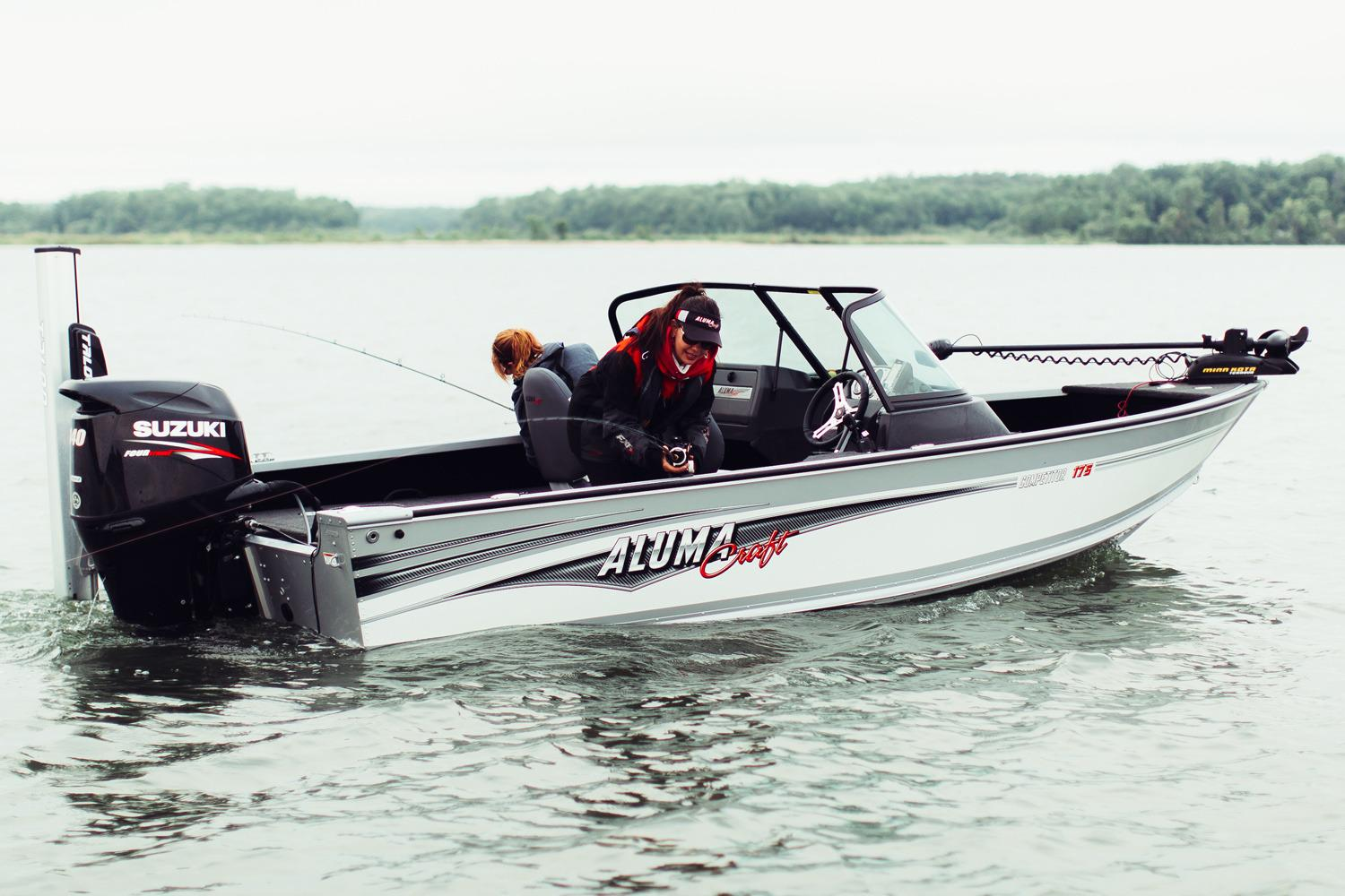 2017 Alumacraft Competitor 175 Sport in Superior, Wisconsin
