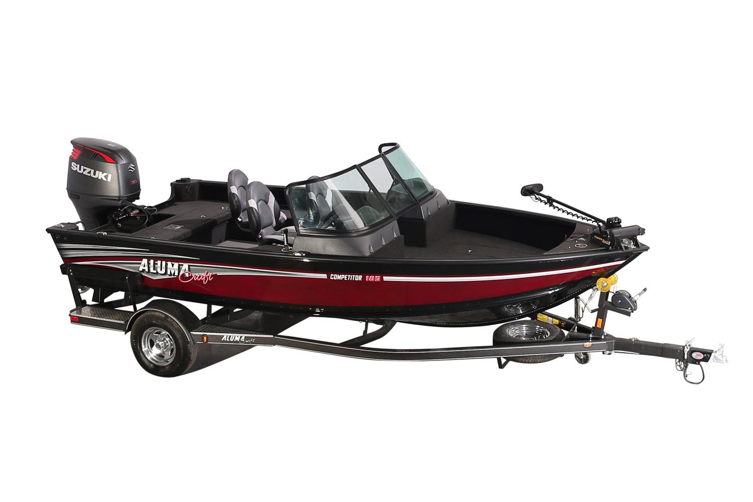 2017 Alumacraft Competitor 185 Sport in Lake City, Florida