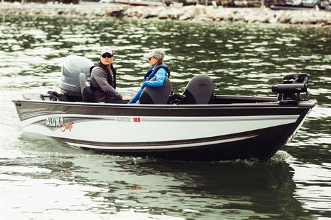2017 Alumacraft Competitor 185 Tiller in Black River Falls, Wisconsin