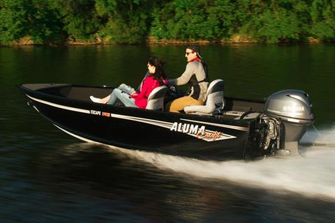 2017 Alumacraft Escape 145 CS in Albert Lea, Minnesota