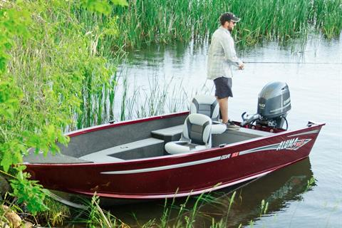 2017 Alumacraft Escape 165 Tiller in Lake City, Florida