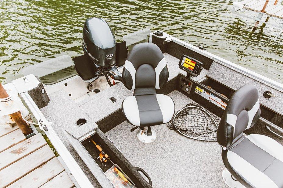 2017 Alumacraft Yukon 180 in Lake City, Florida