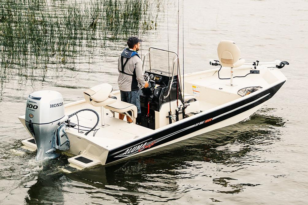 2017 Alumacraft MV 1860 AW Bay T in Lake City, Florida