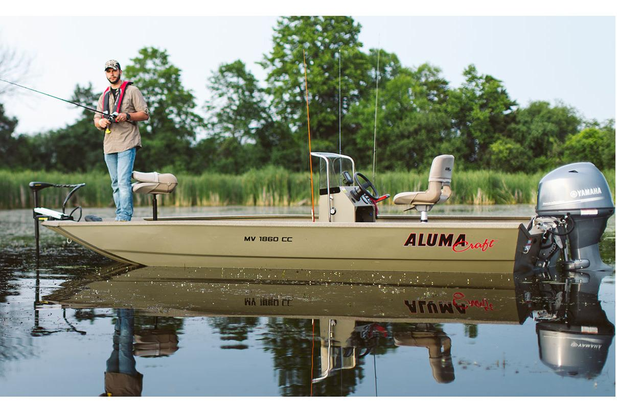 2017 Alumacraft MV 1860 AW CC in Lake City, Florida