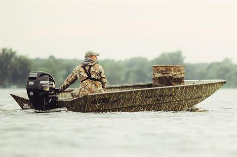 2017 Alumacraft Waterfowler 15 Camo in Black River Falls, Wisconsin