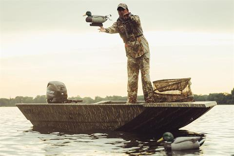 2017 Alumacraft Waterfowler 16 in Lagrange, Georgia