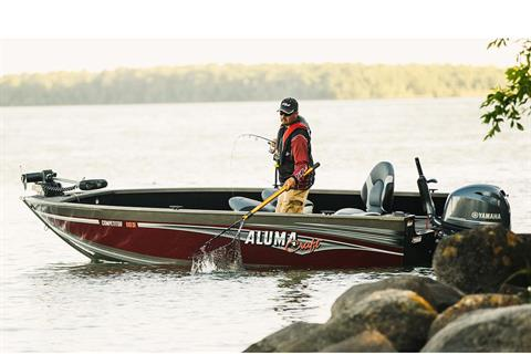 2018 Alumacraft Competitor 165 Tiller in Black River Falls, Wisconsin