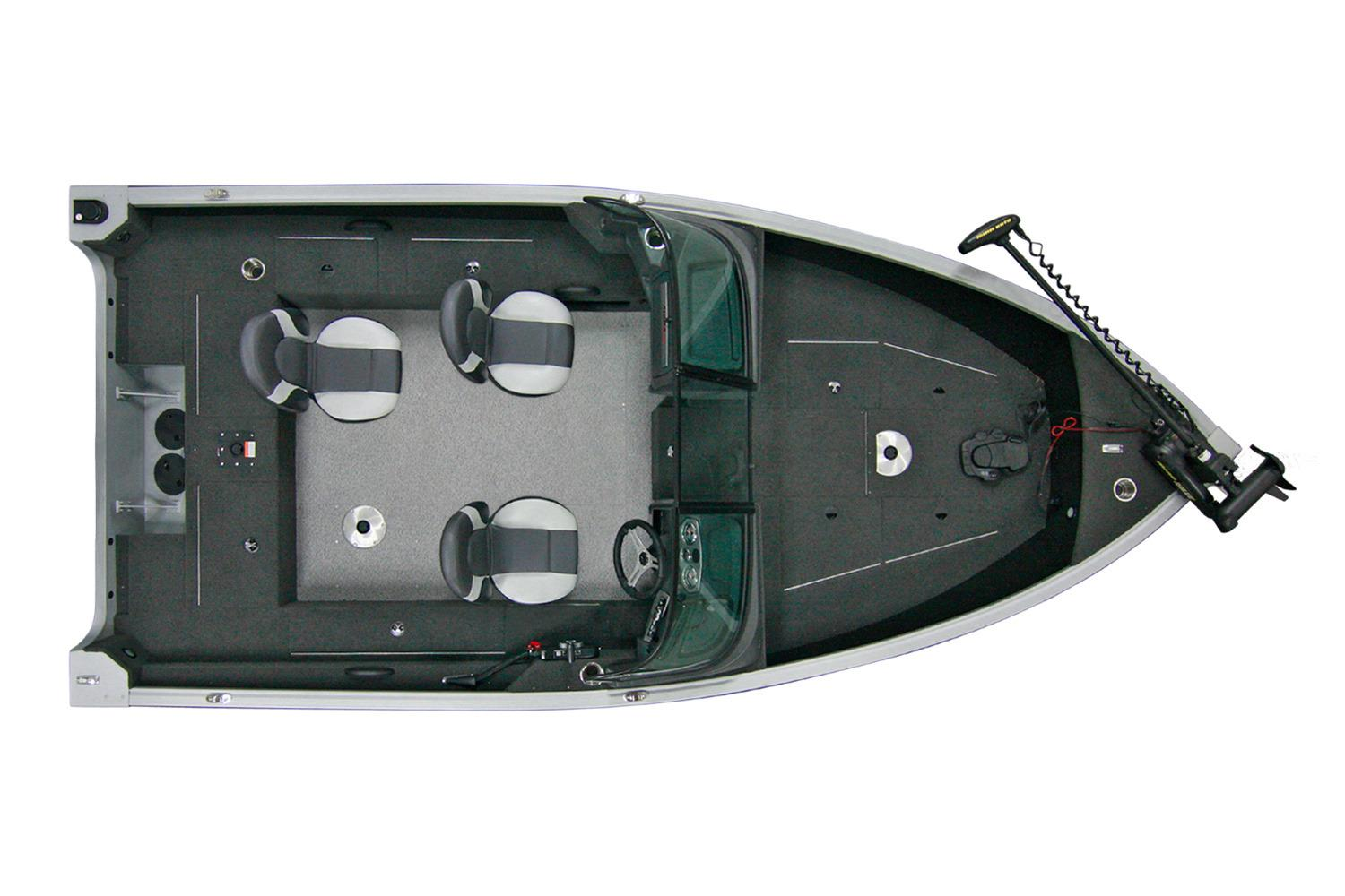 2018 Alumacraft Competitor 175 Sport in Lake City, Florida