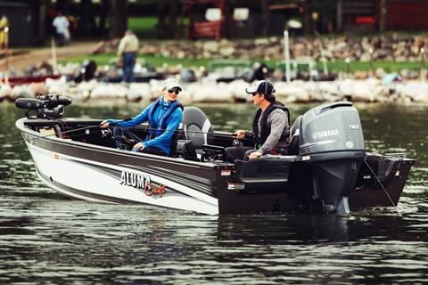 2018 Alumacraft Competitor 185 Tiller in Black River Falls, Wisconsin