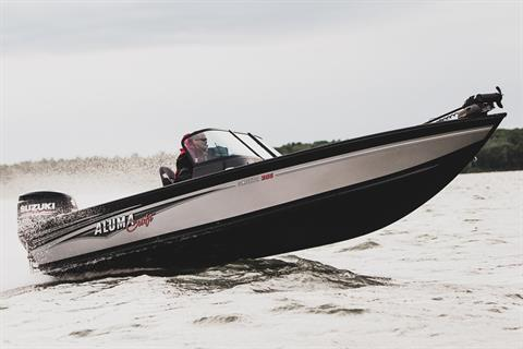 2018 Alumacraft Competitor 205 Sport in Black River Falls, Wisconsin