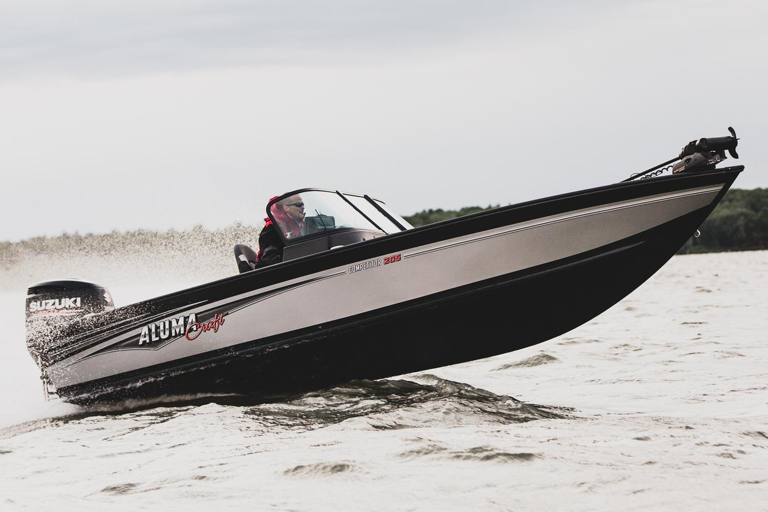 2018 Alumacraft Competitor 205 Sport in Superior, Wisconsin