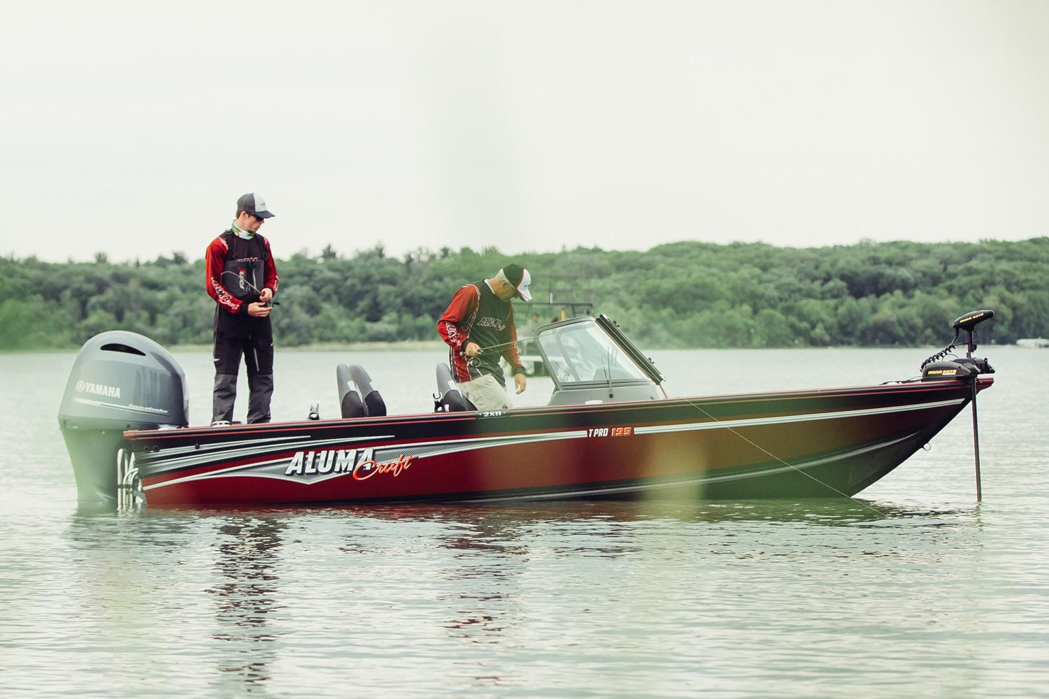 2018 Alumacraft Tournament Pro 195 CS in Hutchinson, Minnesota