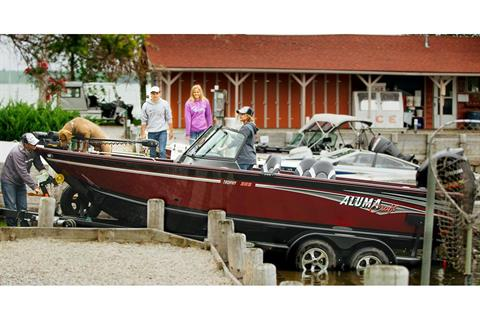 2018 Alumacraft Trophy 205 in Black River Falls, Wisconsin