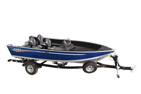 2018 Alumacraft Voyageur 175 CS in Hutchinson, Minnesota