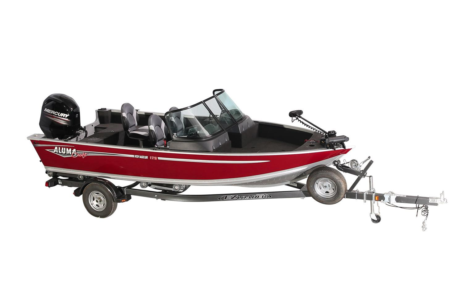 2018 Alumacraft Voyageur 175 Sport in Lagrange, Georgia