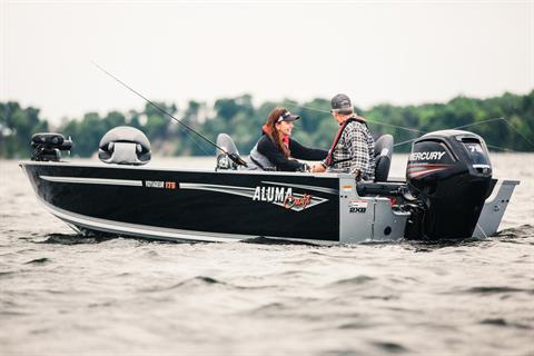 2018 Alumacraft Voyageur 175 Tiller in Black River Falls, Wisconsin