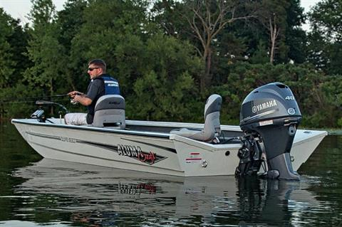 2018 Alumacraft Crappie Deluxe in Black River Falls, Wisconsin