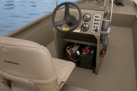 2018 Alumacraft MV 1756 AW CC in Hutchinson, Minnesota