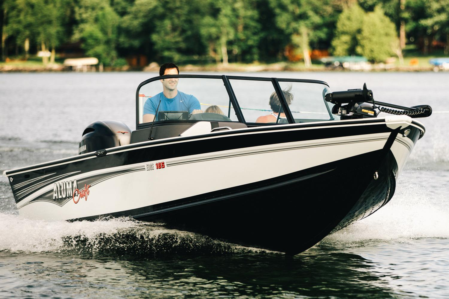 2018 Alumacraft Edge 185 Sport in Superior, Wisconsin