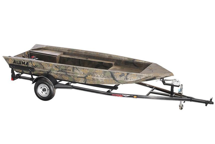 2018 Alumacraft Waterfowler 15 Camo in Albert Lea, Minnesota