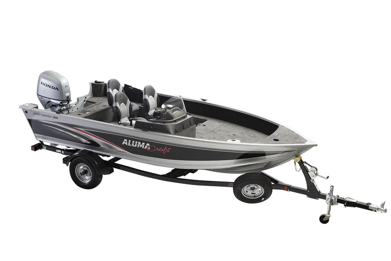 2019 Alumacraft Competitor 165 CS in Lake City, Florida - Photo 1
