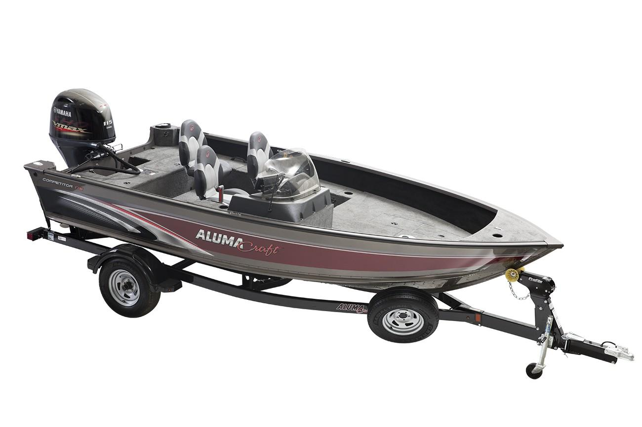 2019 Alumacraft Competitor 175 CS in West Monroe, Louisiana