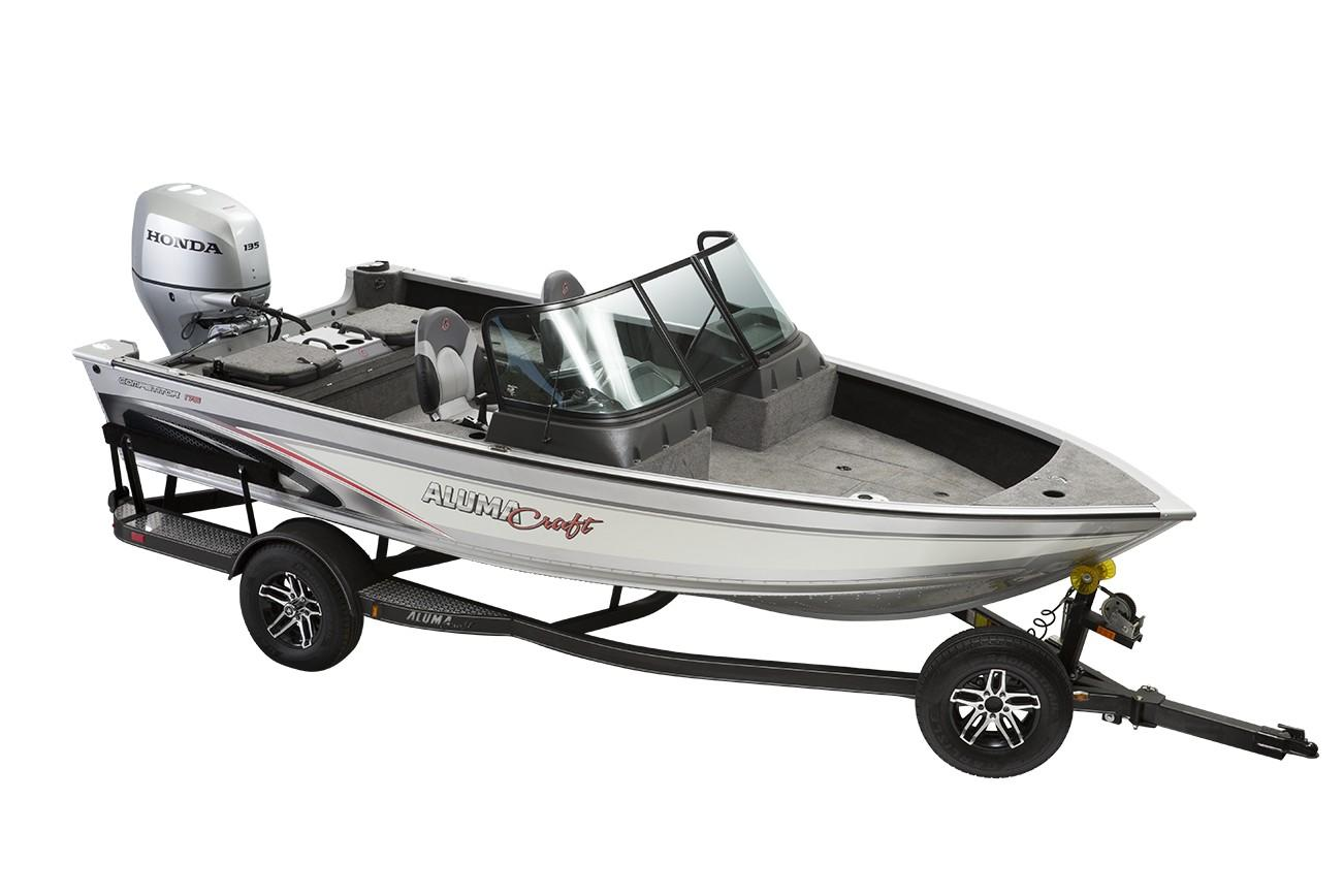 2019 Alumacraft Competitor 175 Sport in Madera, California