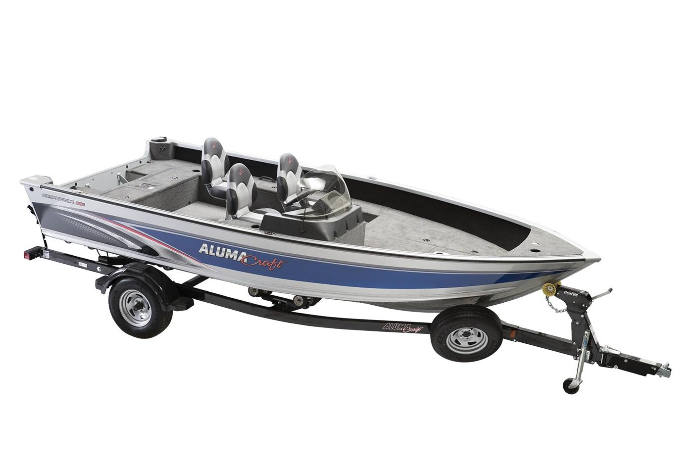 2019 Alumacraft Competitor 185 CS in Lake City, Florida - Photo 1
