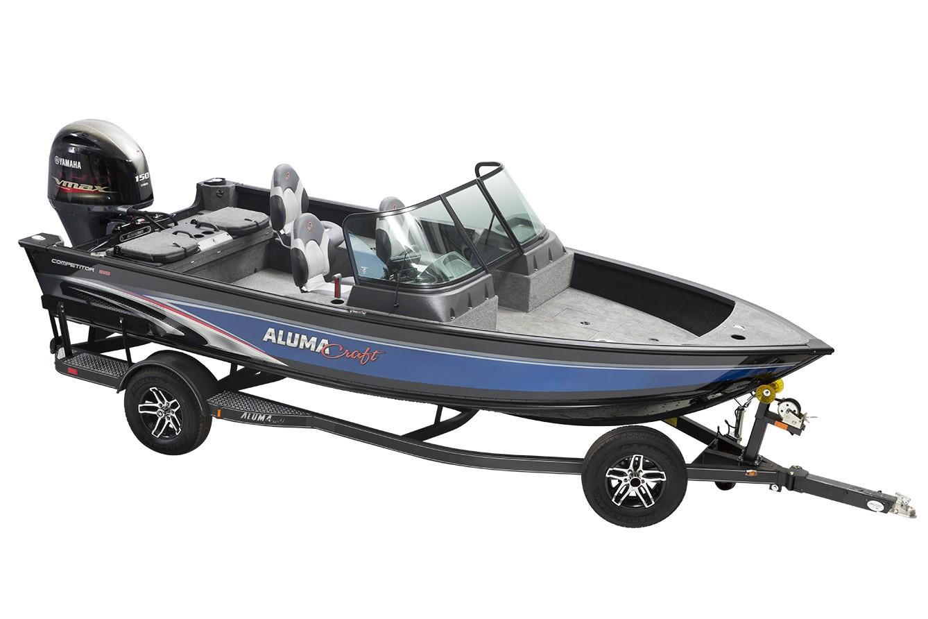 2019 Alumacraft Competitor 185 Sport in Madera, California