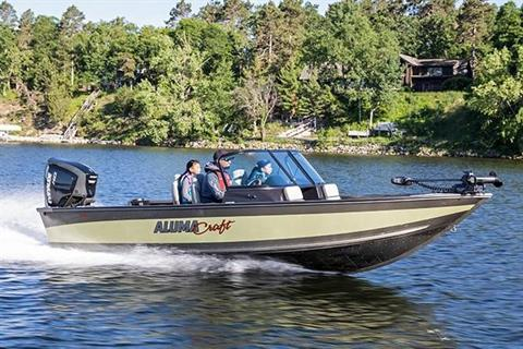 2019 Alumacraft Competitor 185 Sport in West Monroe, Louisiana - Photo 2