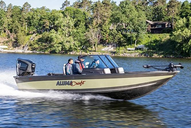 2019 Alumacraft Competitor 185 Sport in Albert Lea, Minnesota - Photo 2