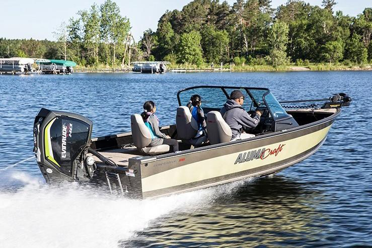2019 Alumacraft Competitor 185 Sport in Lake City, Florida - Photo 3