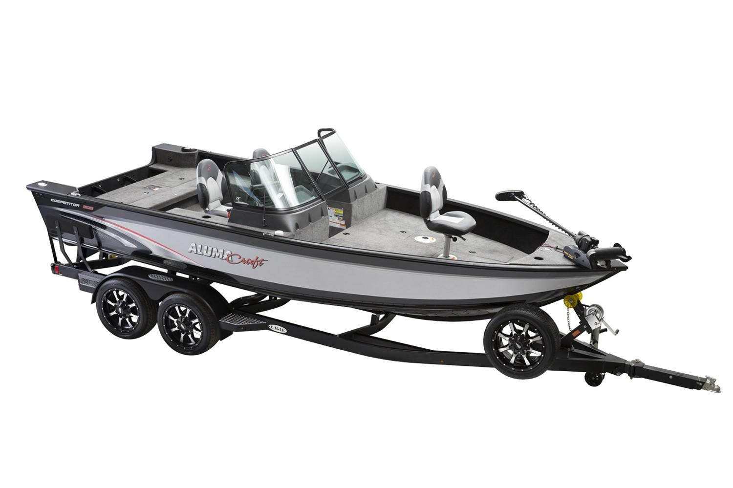 2019 Alumacraft Competitor 205 Sport in Black River Falls, Wisconsin