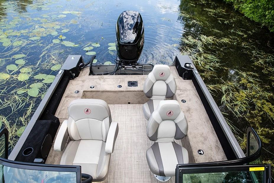 2019 Alumacraft Competitor 205 Sport in West Monroe, Louisiana - Photo 7