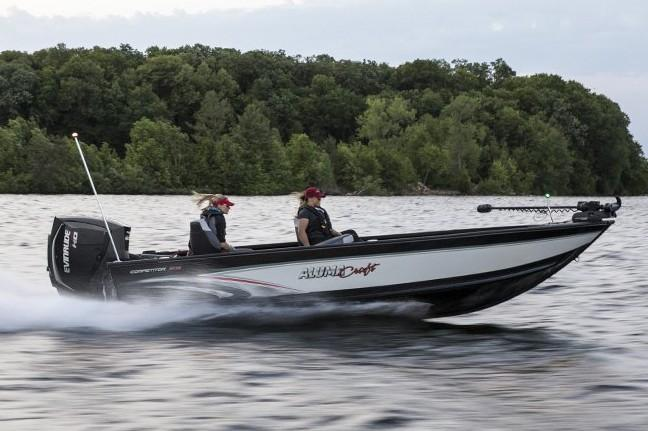 2019 Alumacraft Competitor 205 Tiller in Lake City, Florida