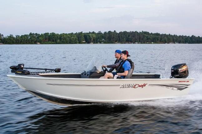 2019 Alumacraft Escape 165 CS in Black River Falls, Wisconsin