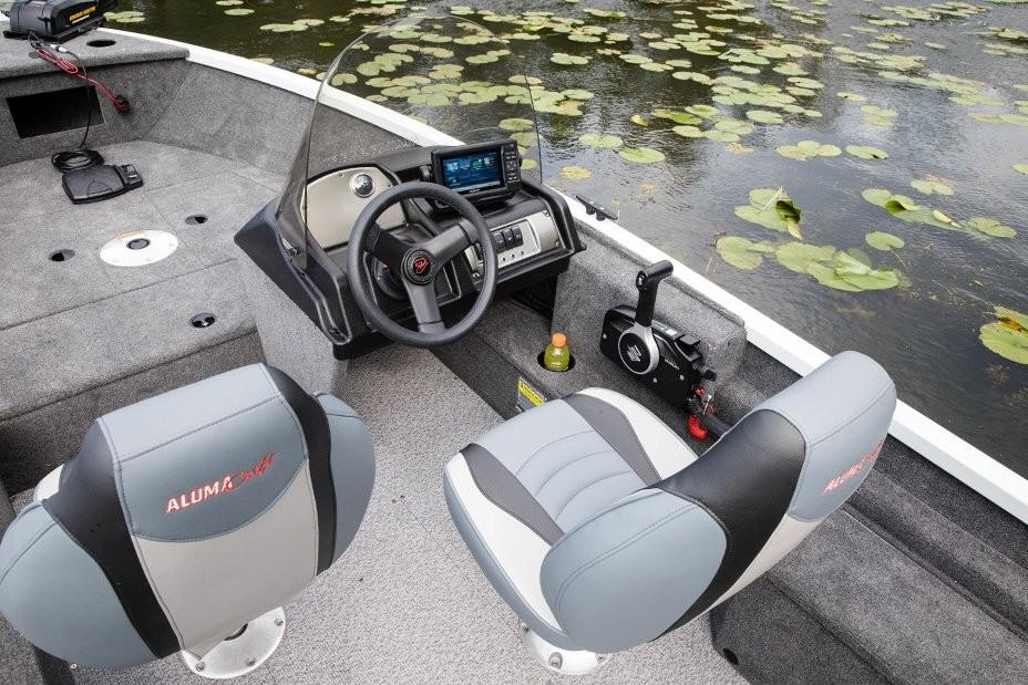 2019 Alumacraft Escape 165 CS in Hutchinson, Minnesota